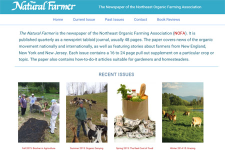 The Natural Farmer Magazine